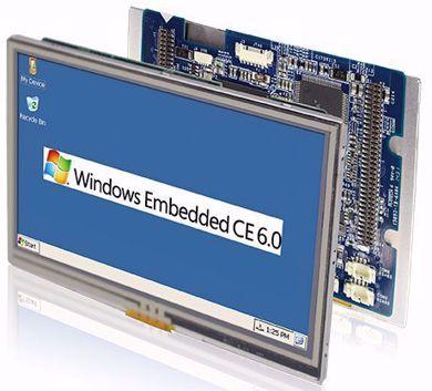 Immagine per la categoria Panel PC Open Frame