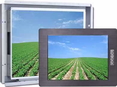 Picture for category Industrial touch screen monitors