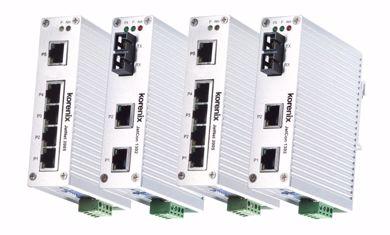 Immagine per la categoria Switch Ethernet per barra DIN