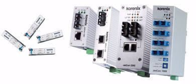 Immagine per la categoria Ethernet Media Converter