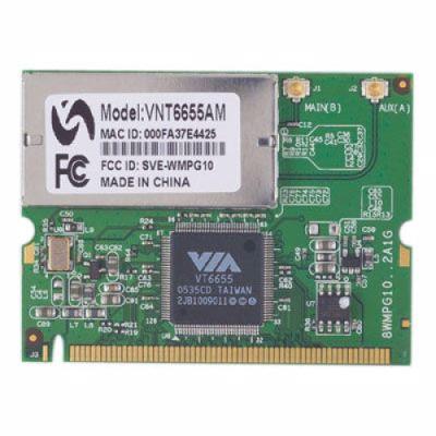 MiniPCI-WLAN-Card