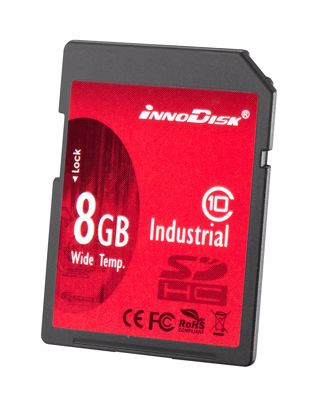 Industrial-SLC-SD-Card