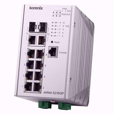 JetNet-5210GP-2C-U