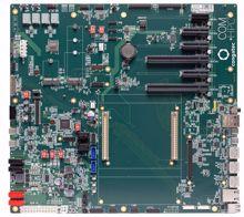 conga-HPC/EVAL carrier board di sviluppo per COM-HPC