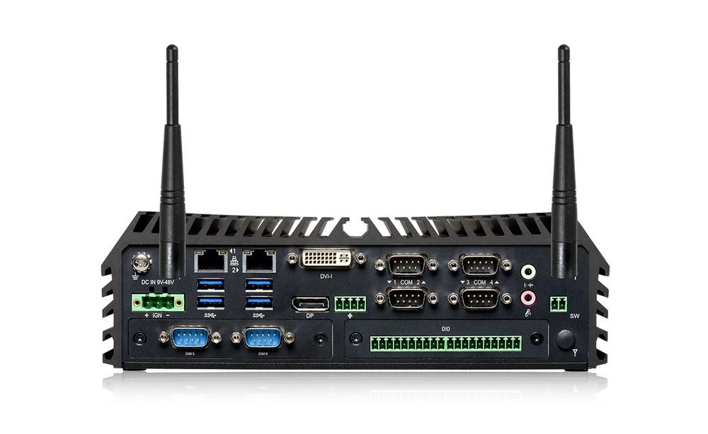 Contradata Milano S r l  PC industriali, Panel PC, PC embedded e